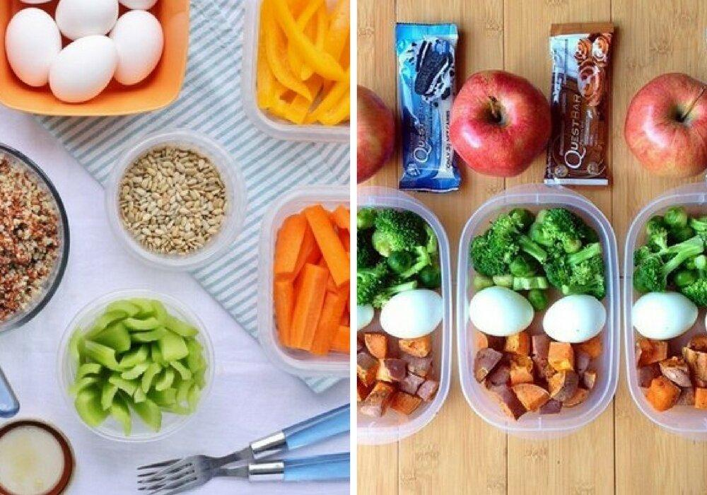 Фитнес-диета на неделю