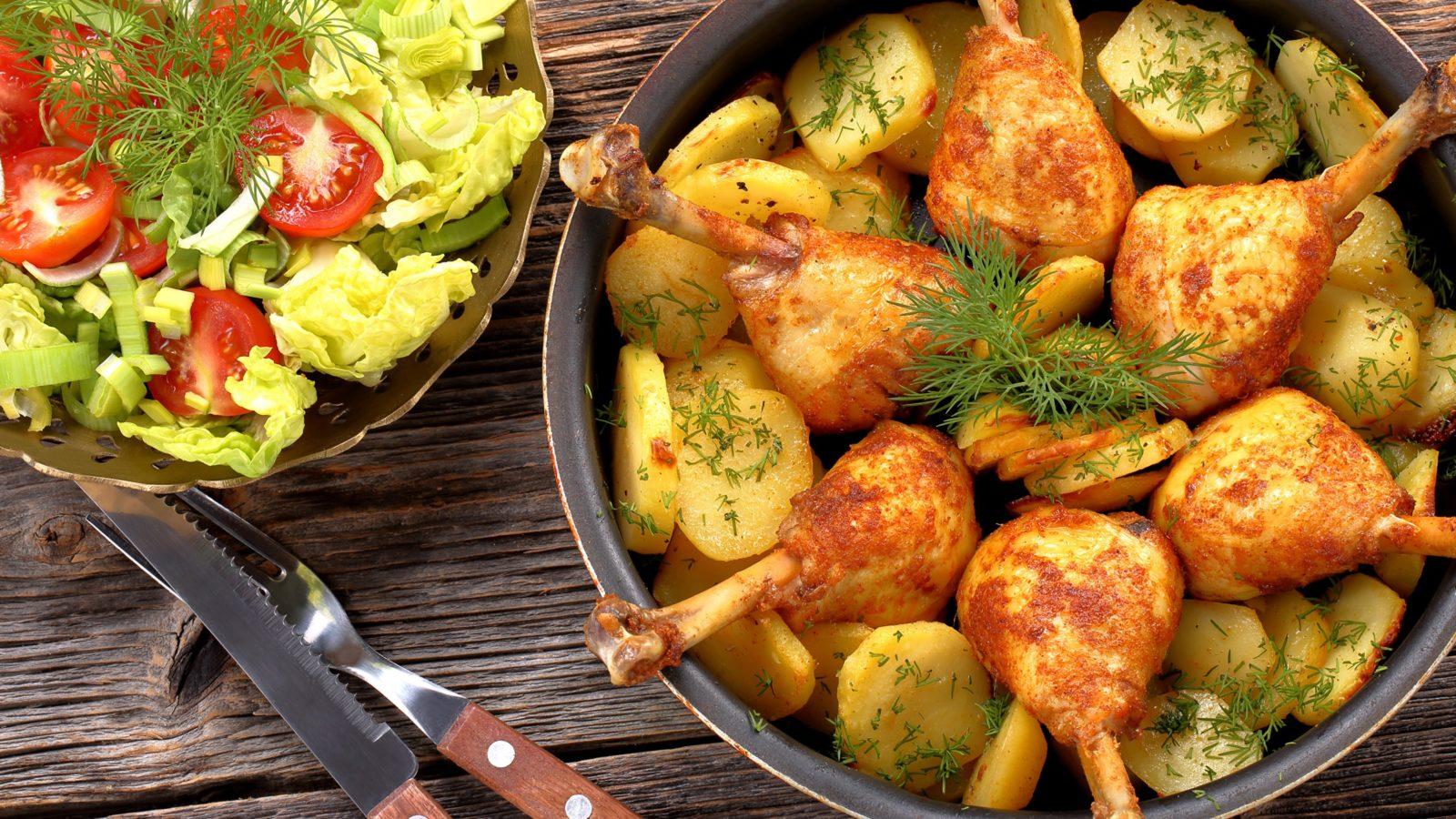 Что приготовить на ужин быстро и просто — 50 вкусных идей для ленивых