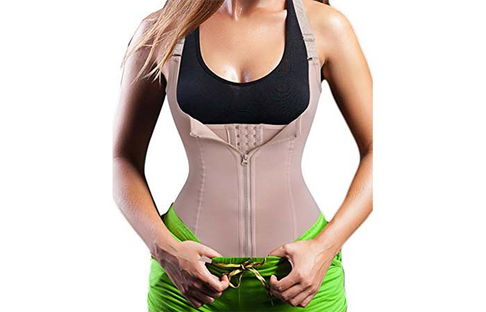 Корсет для похудения: виды - латексный, утягивающий, майка, спортивные, мужской, женские, помогает ли для талии, живота и боков