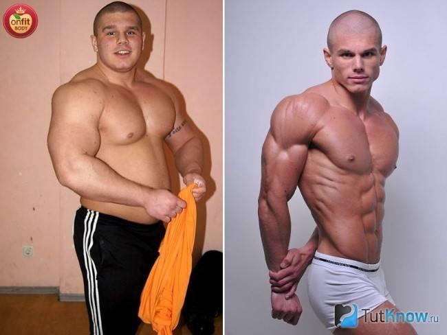 Худеть и качаться.как жир превратить в мышцы