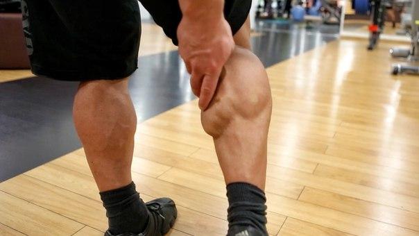 Эффективные упражнения для увеличения объёма икр