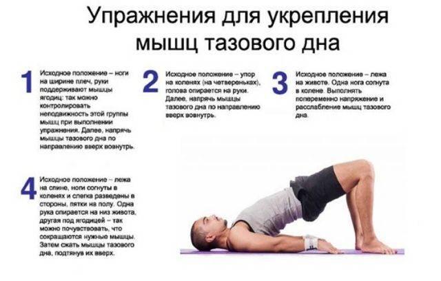 Упражнения кегеля для женщин в домашних условиях при опущении матки
