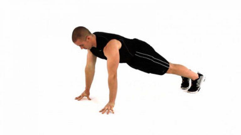 Отжимания на одной руке: какие мышцы работают, польза, как научиться, техника