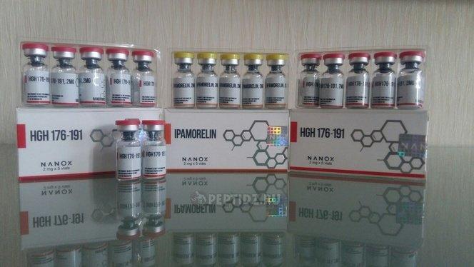 Инструкция по применению пептида hgh frag 176 191