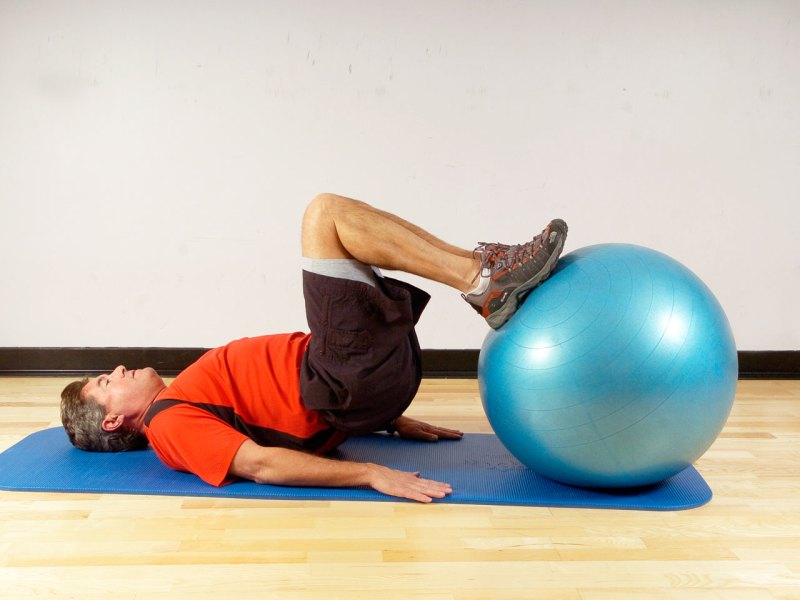 Комплекс упражнений для мужчин в зале без нагрузки на позвоночник