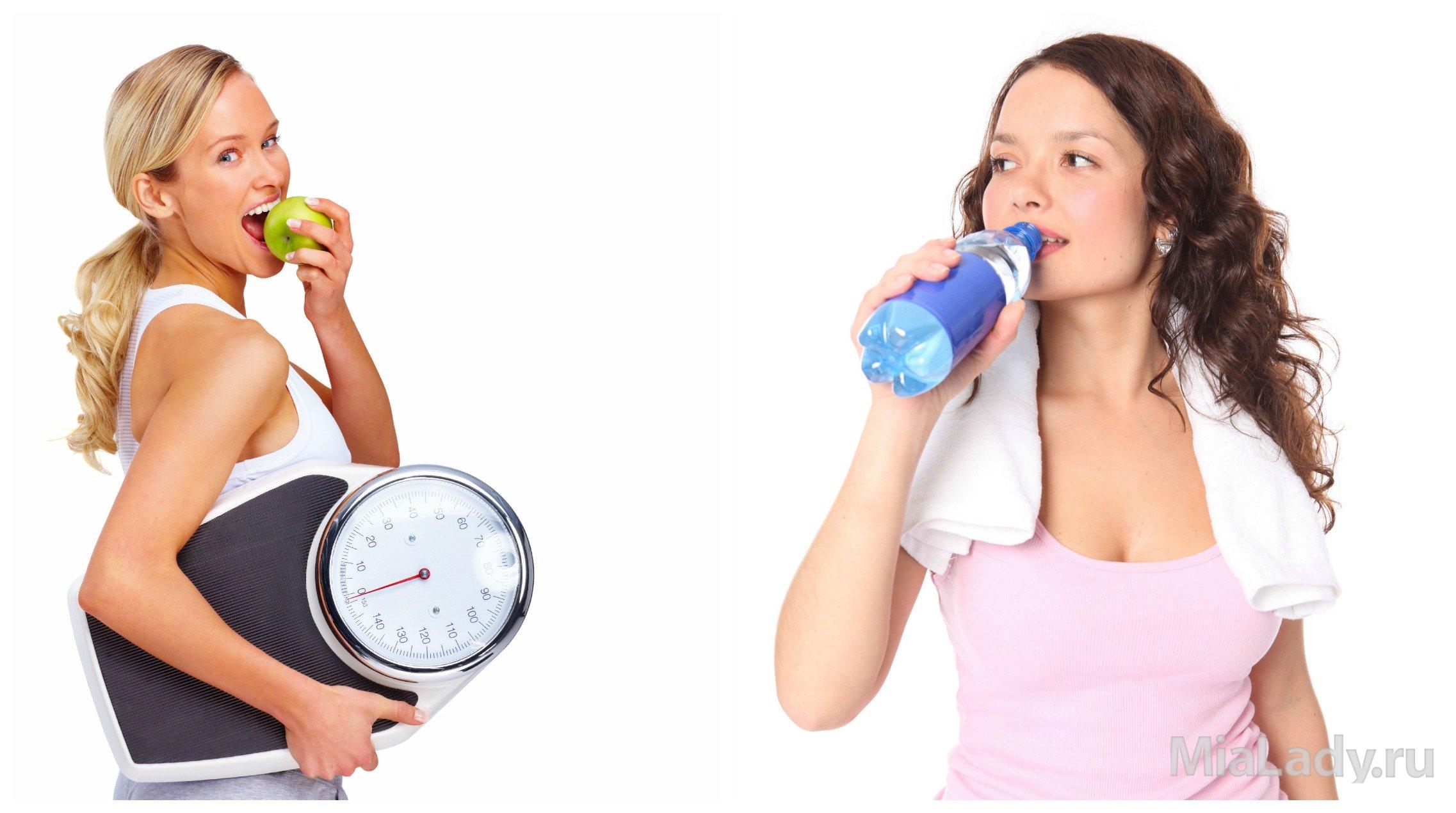 Можно ли пить воду во время тренировки?