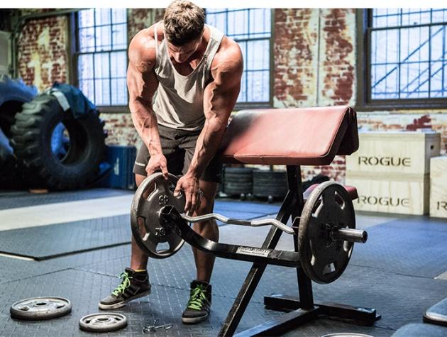 Упражнения с собственным весом на все группы мышц для мужчин