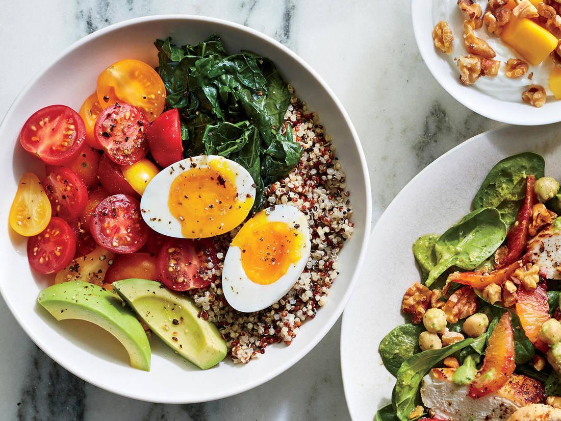 Правильный завтрак для похудения/диетический завтрак