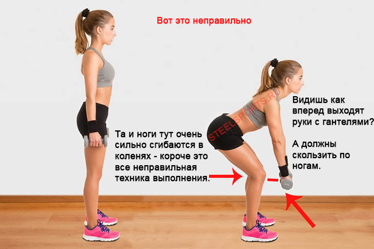 Румынская тяга на одной ноге: особенности и техника выполнения