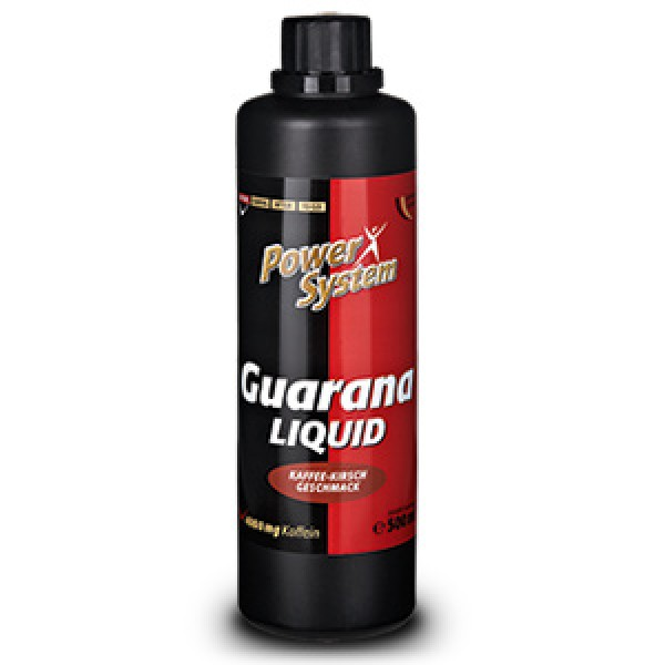 Эффективность добавки guarana liquid от power system. состав и способ применения
