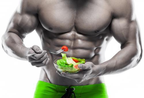 Правильное питание для пресса — 7 советов