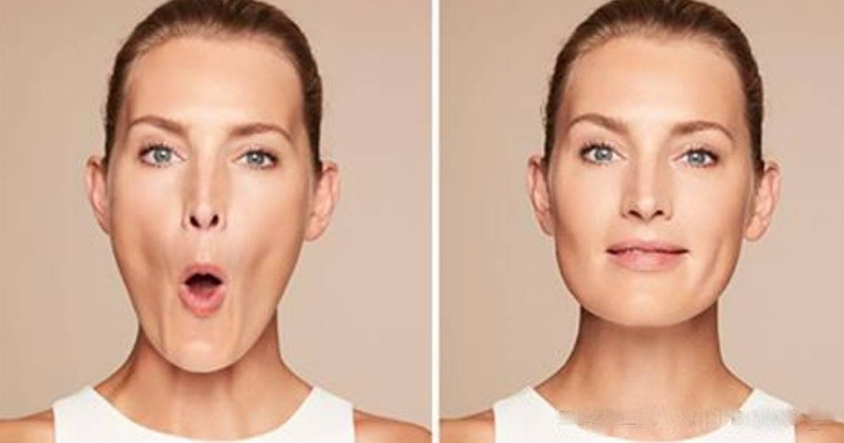 Как похудеть в лице: описание различных методов и способов