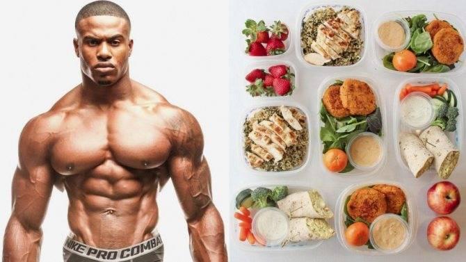 Углеводы для набора мышечной массы— роль в питании
