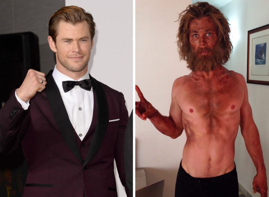 Известные актеры, которые сильно похудели