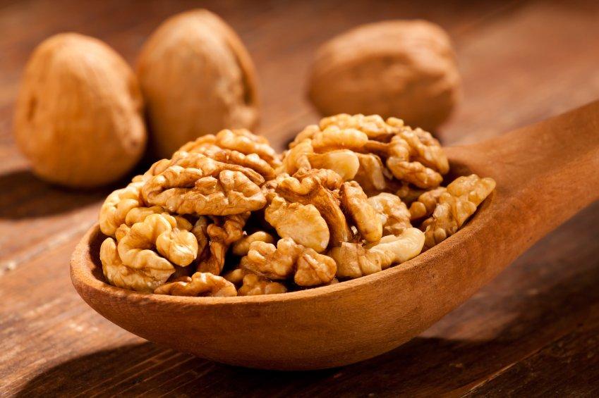 Какие орехи полезны для печени — обзор 5 популярных видов