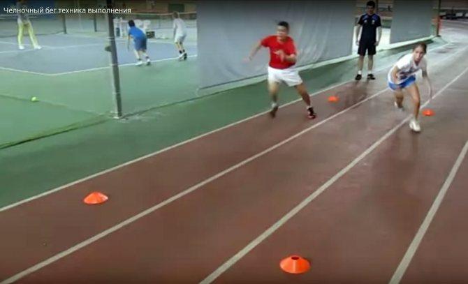 Челночный бег: нормативы 3×10, 10×10, 4×9