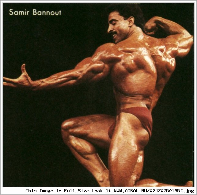 Самир баннут: легенда олимпии