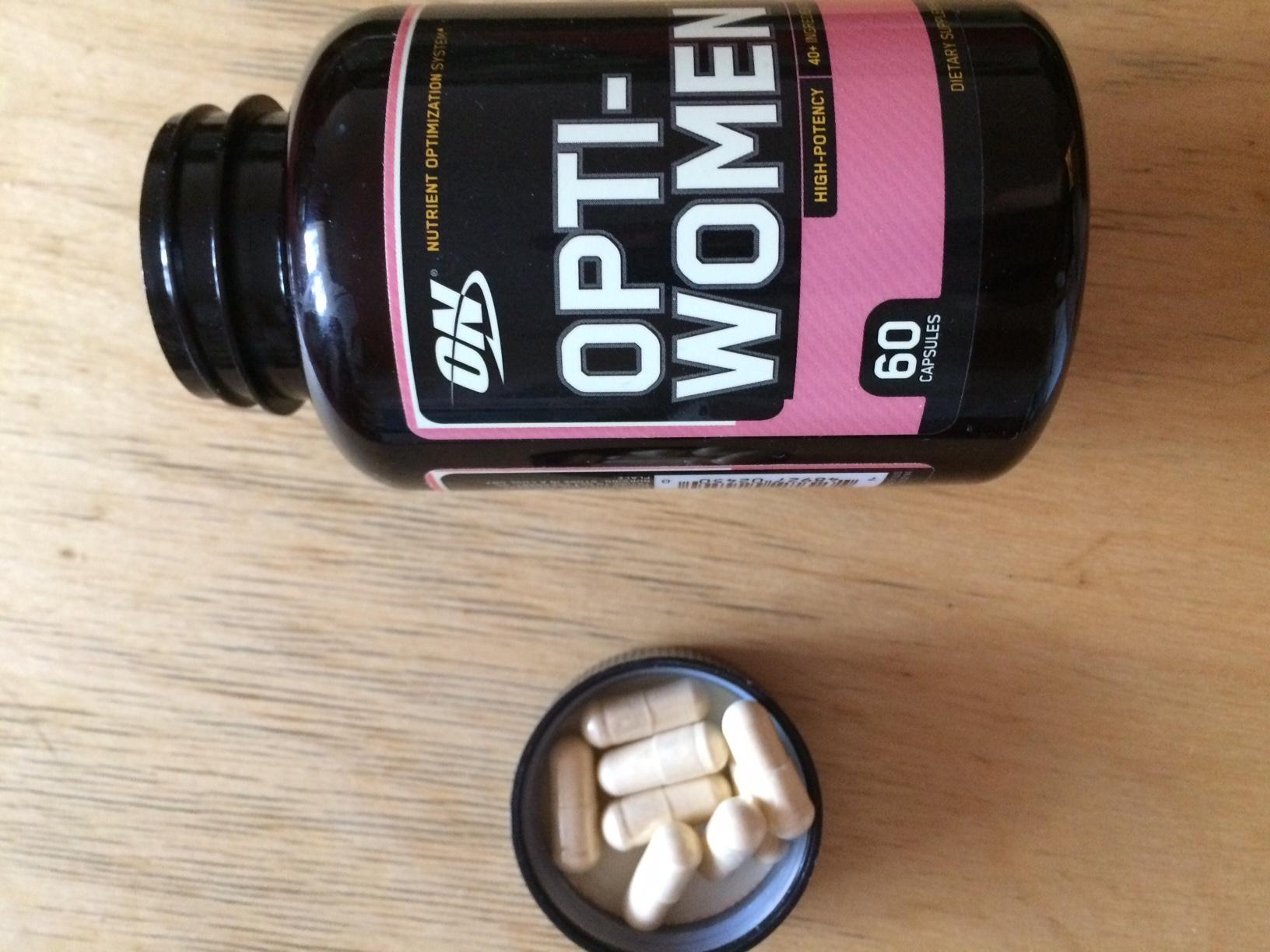 Витамины опти-вумен - рекомендации специалистов, инструкция по применению и состав витаминного комплекса