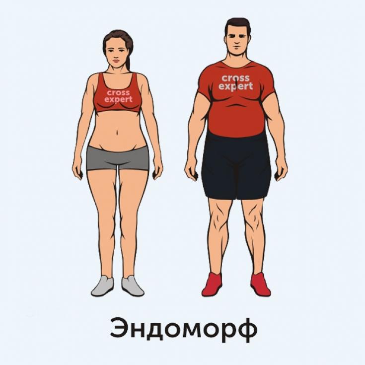 Типы телосложения мужчин: описание базовых видов фигуры