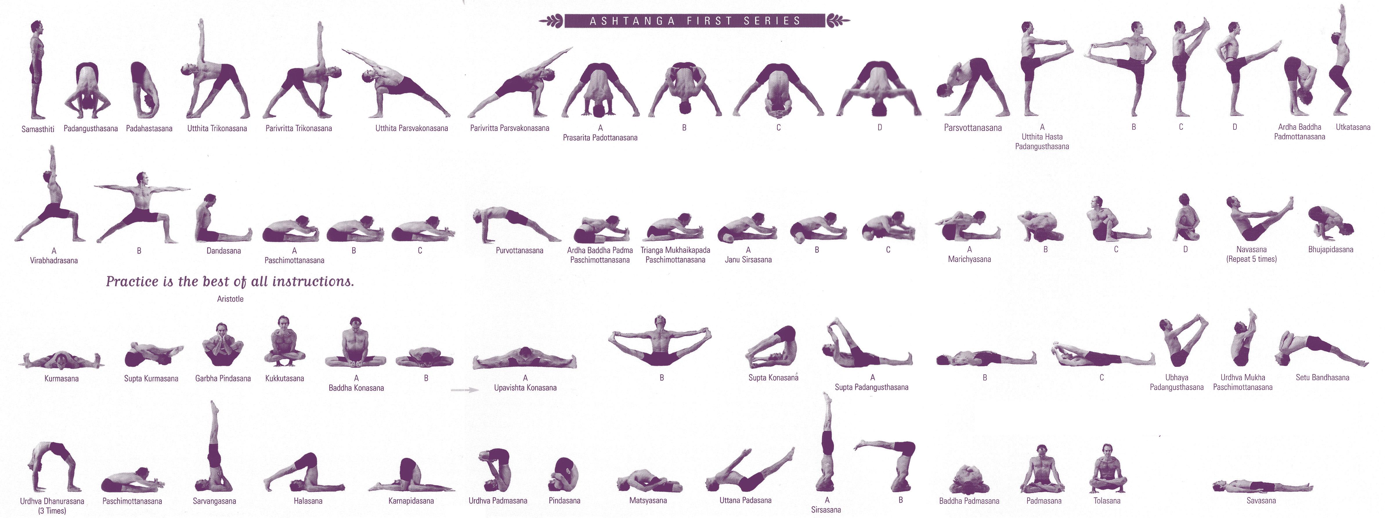 Хатха йога: описание практики и советы для начинающих. 100 фото упражнений и основные особенности