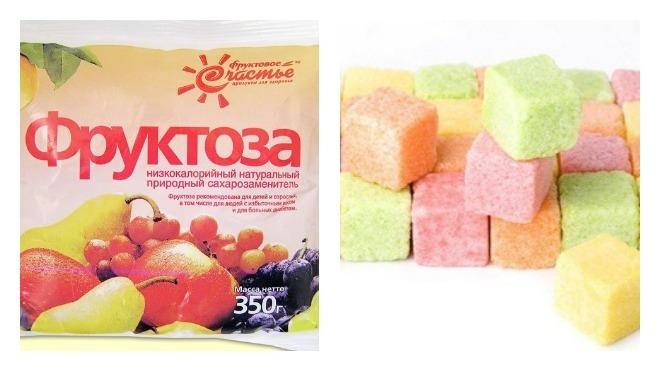 Фруктоза вместо сахара: польза и вред. научные исследования | promusculus.ru
