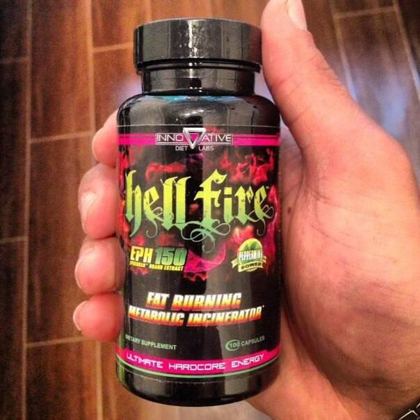 Hell fire eph 150 10 кап (innovative labs)