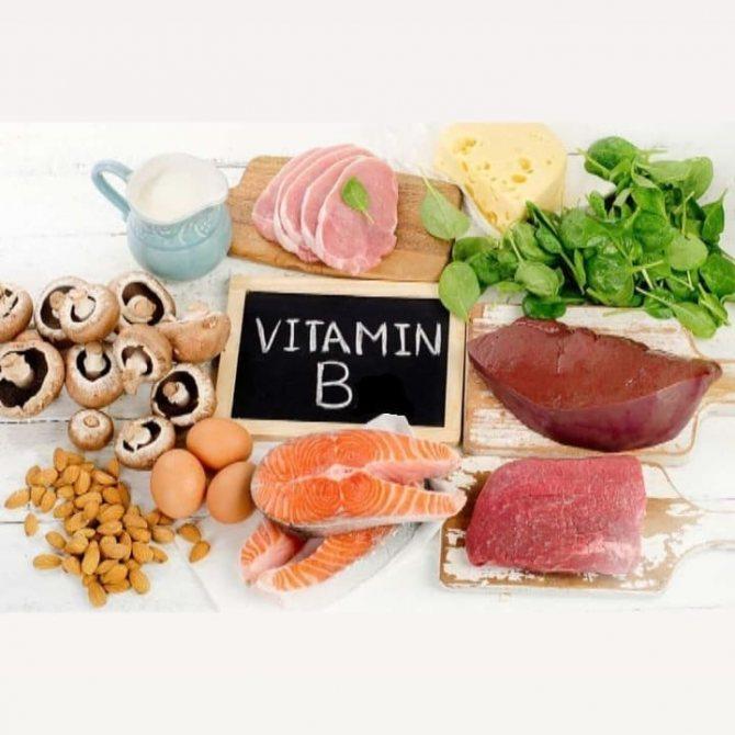 Польза витаминов b6 и b12 в спорте