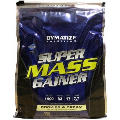 Dymatize super mass gainer для питания и набора мышечной массы. анализ реальных отзывов