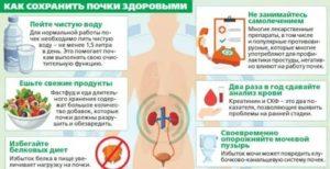 17 продуктов, которые вредны при заболеваниях почек