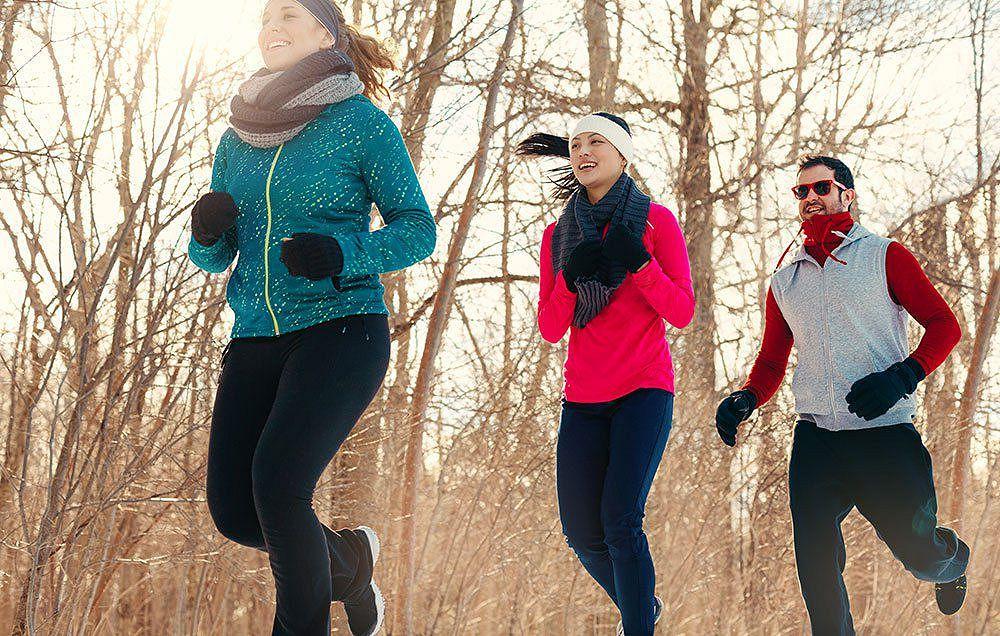Как похудеть зимой - секреты зимнего похудения