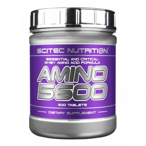Amino 5600 от scitec nutrition: как принимать, отзывы