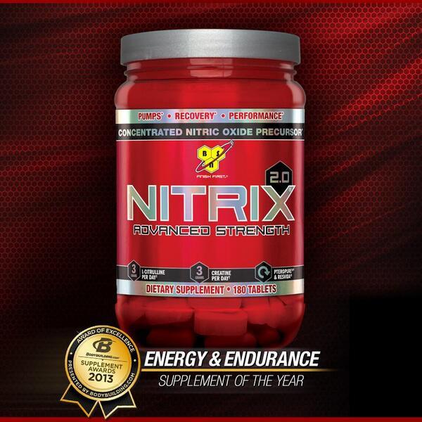 Как принимать нитрикс от бсн: польза и побочные эффекты от приёма препарата
