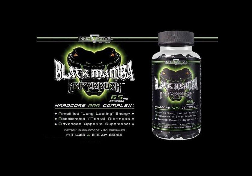 Black mamba жиросжигатель: как принимать препарат для похудения