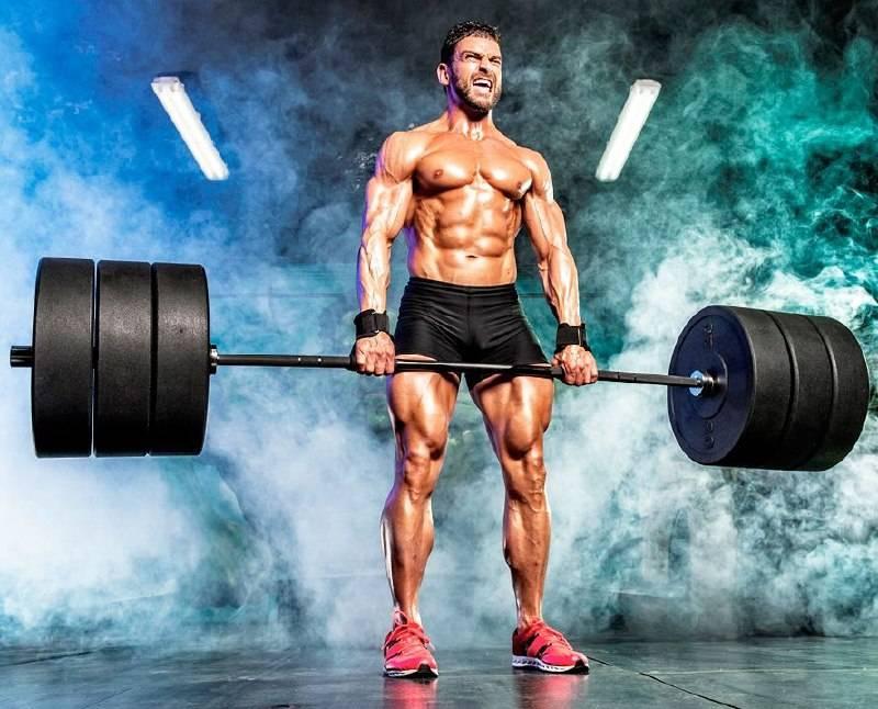 Становая тяга сумо: правильная техника, какие мышцы работают