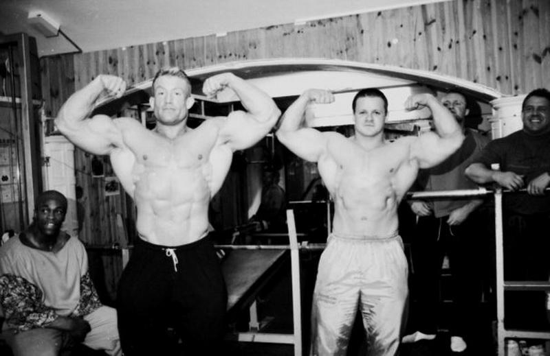 Эффективная программа тренировок для набора мышечной массы!