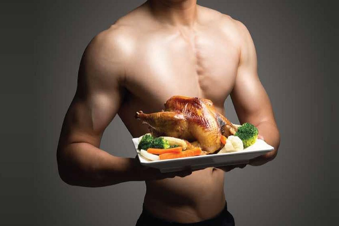 Питание для набора мышечной массы для девушек: правильный рацион