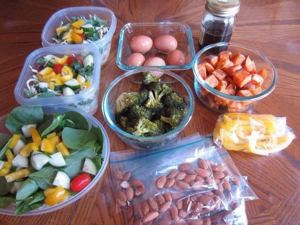 Правильное питание для спортсменов с рецептами и меню на каждый день