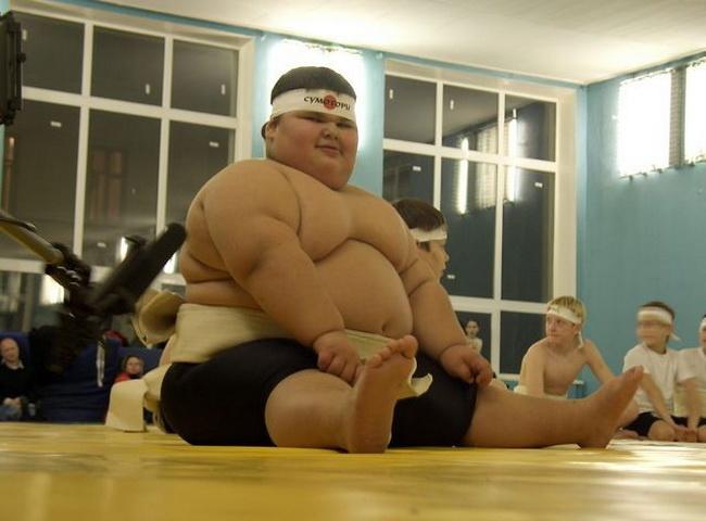 Самые большие дети в мире: 8-месячный ребенок весом 20 кг и другие