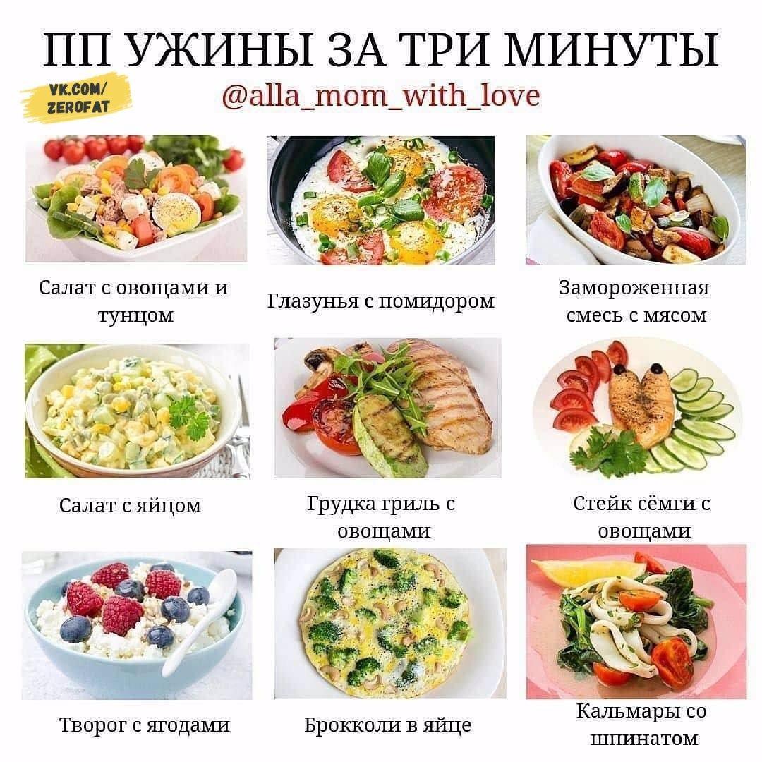 11 необычных полезных завтраков правильного питания