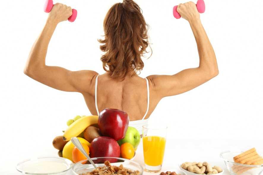 Спорт или диета - красота и здоровье