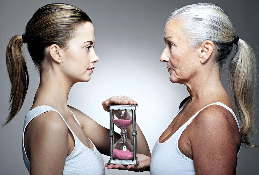 Как замедлить старение организма — описание процесса, полезные продукты и рекомендации