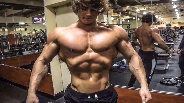 Джефф сейд (jeff seid) тренировки - программа тренировок, диета и биография