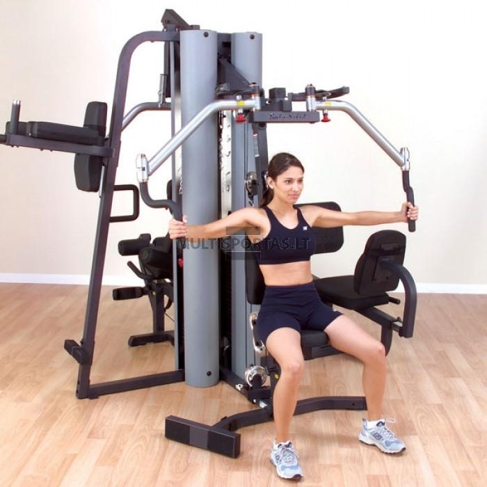 Техника выполнения упражнений на тренажерах - всё о спортивных тренировках