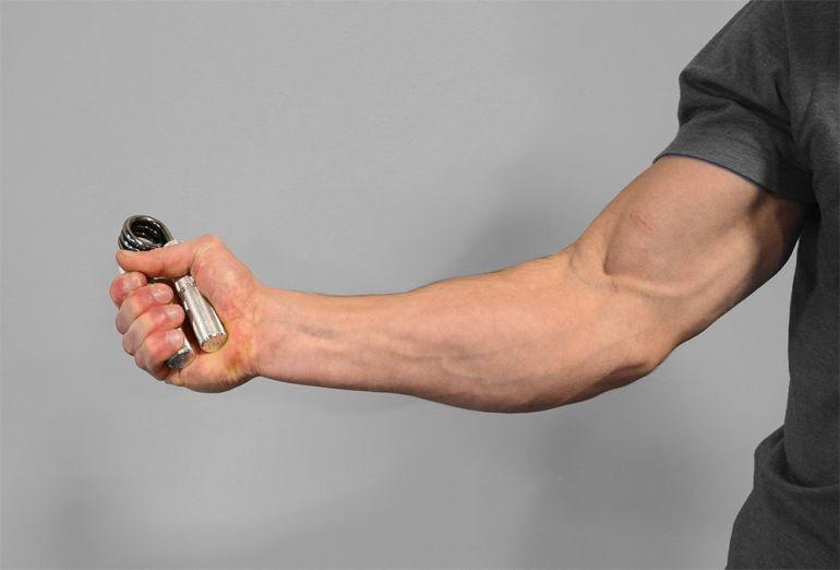 Польза и вред эспандера для рук