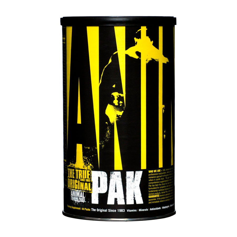 Animal pak от universal: описание, состав, как принимать