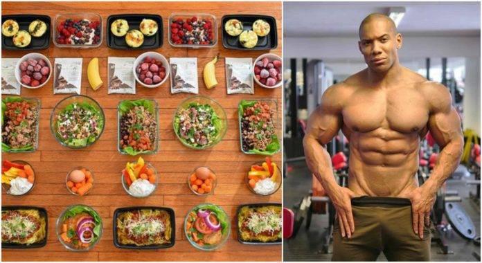 Бодибилдинг питание: до и после тренировки