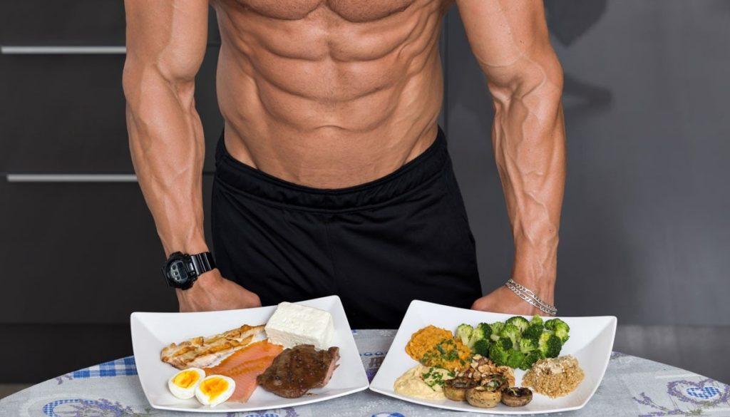 Питание и тренировки: способы, как набрать массу тела худому парню