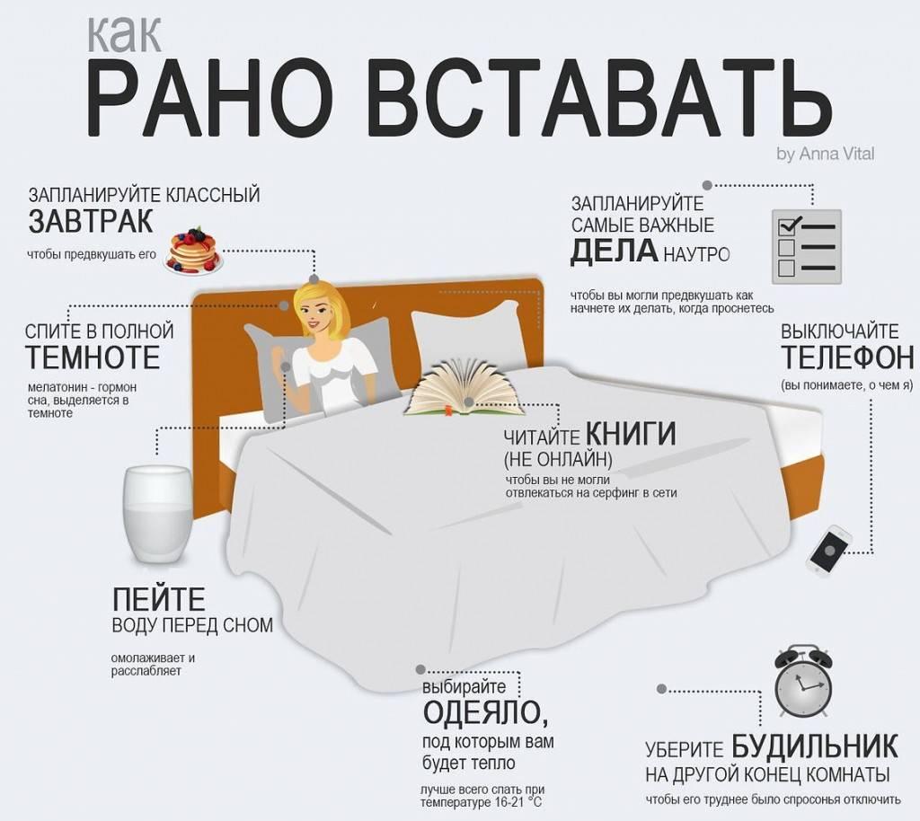 Как спать, чтобы встать выспавшимся: 13 правил + техника 4-7-8 — как заснуть за минуту?