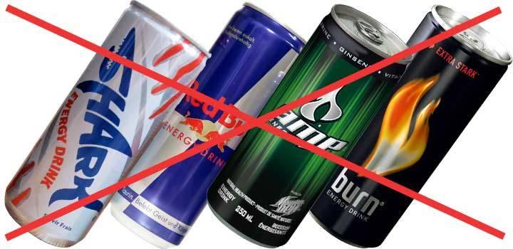 Какая смертельная доза энергетиков для человека. передозировка энергетическими напитками
