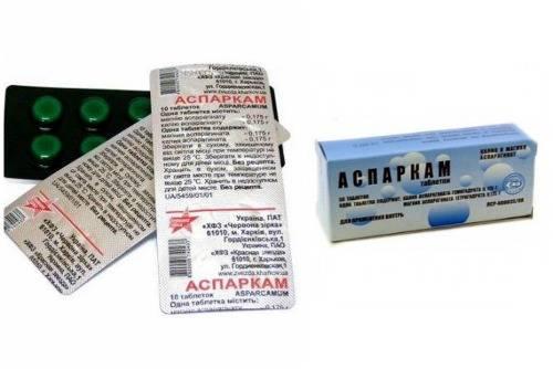 Аспаркам в бодибилдинге – что за препарат, как принимать в спорте, дозировки